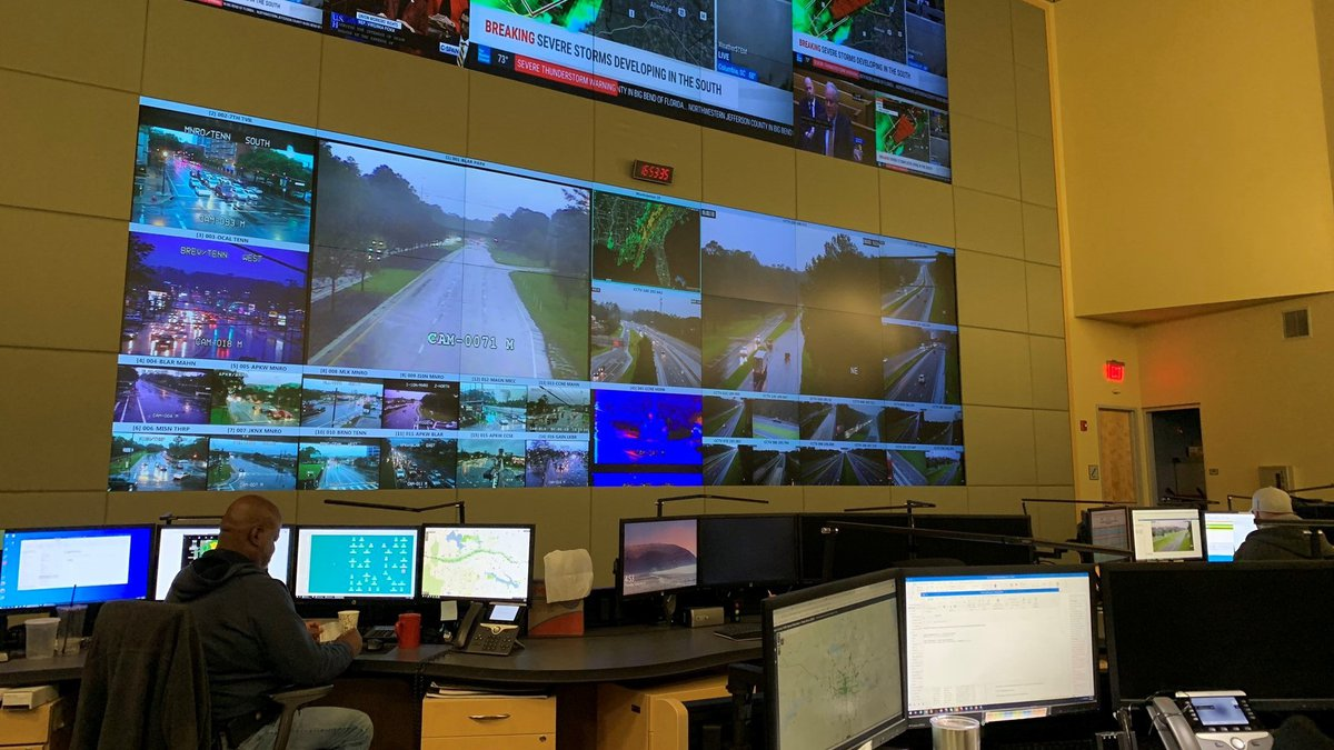 Traffic engineers from the Consolidated Dispatch Agency say several stoplights in Tallahassee...