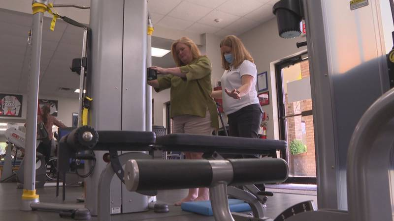 Some patients are coming to Tallahassee Orthopedics and Sports Physical Therapy just a few...