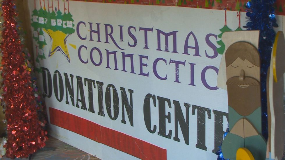 Christmas Connection now accepting donations