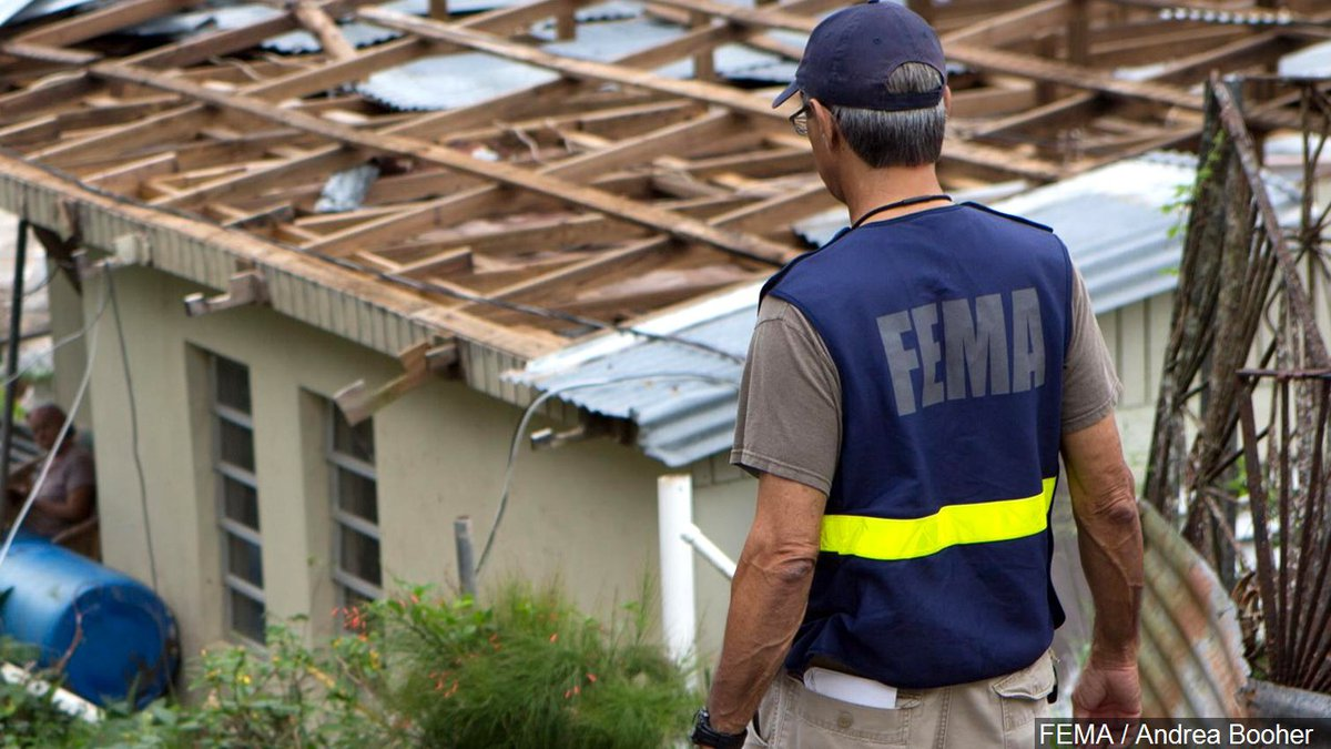 FEMA / Andrea Booher