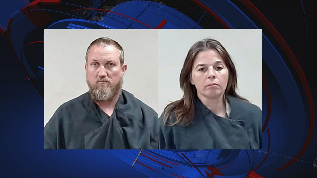 The Midland County Sheriff's Office in Texas reported that it arrested John Warren and Cynthia...