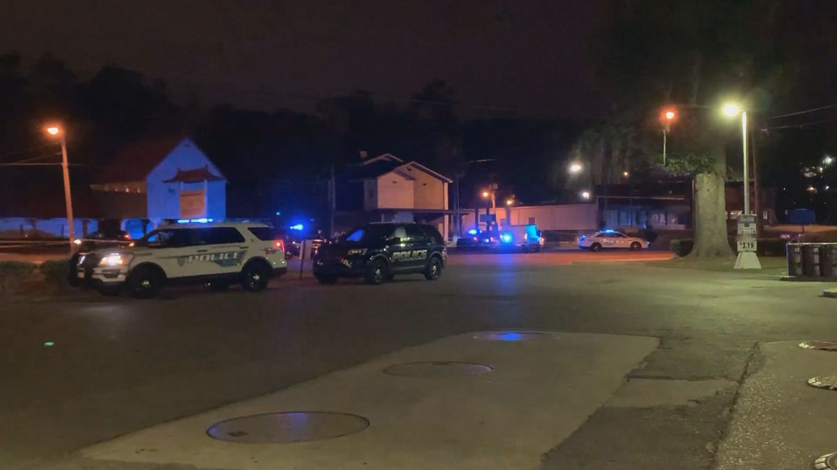 The Tallahassee Police Department is investigating an officer-involved shooting on North Monroe Street.