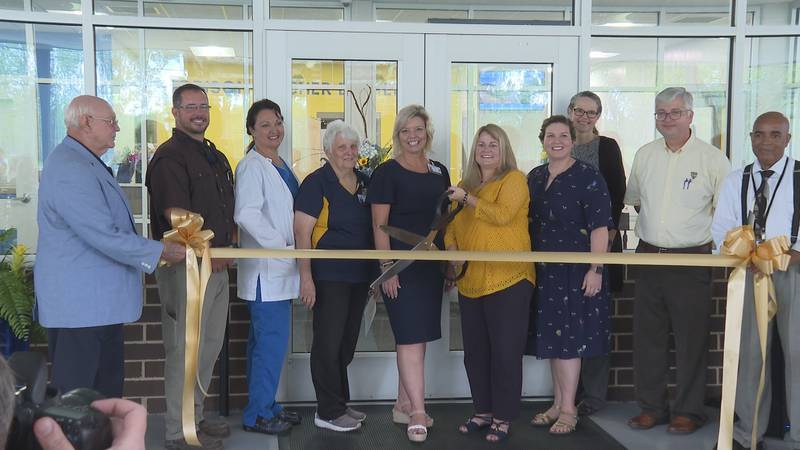Thomas County just re-opened one of its oldest schools. Garrison-Pilchard Elementary completed...
