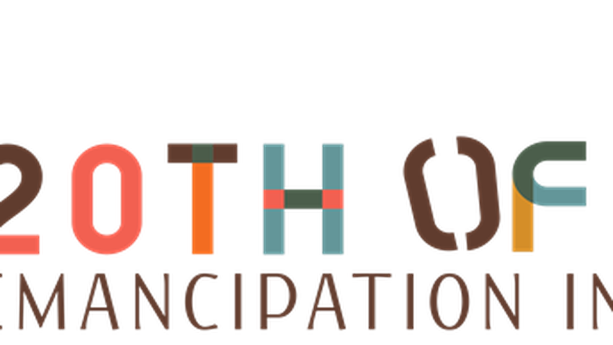 The 20th of May – Emancipation in Florida project, presented by the Knott House Museum and John...