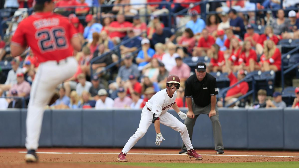 FSU committed three errors and struck out 19 times Saturday against Ole Miss