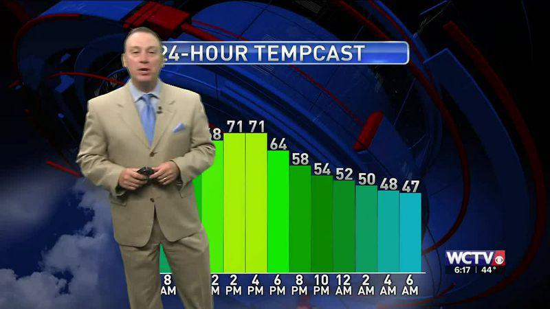 Rob's Tuesday Morning Forecast: Nov. 17, 2020