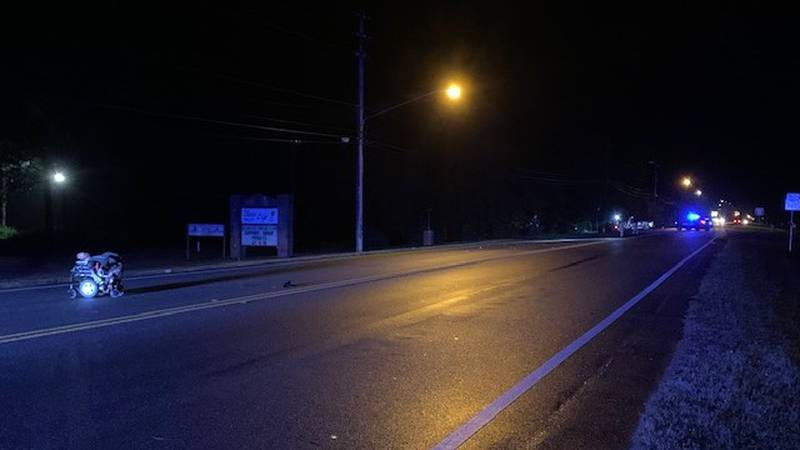 The Tallahassee Police Department is investigating after a pedestrian was hit by a vehicle on...
