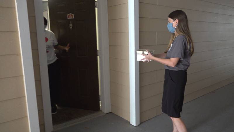 Meals on Wheels is revving up once again for daily deliveries to homebound seniors.