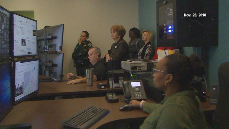The Leon County Sheriff's Office is hoping to expand the Real Time Crime Center.