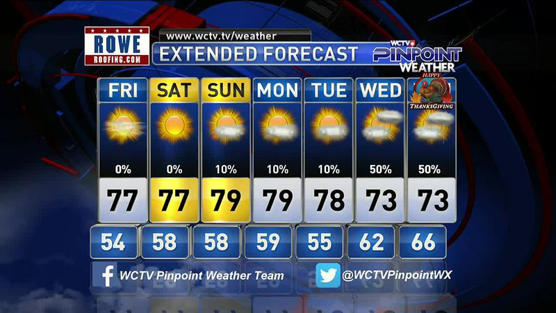 Meteorologist Hannah Messier takes a look at your forecast for the evening of Thursday,...