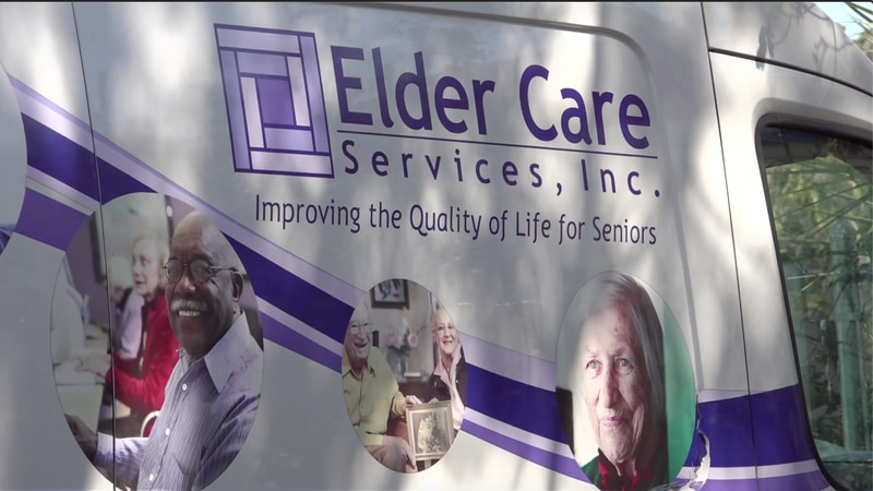 Elder Care Services is helping hundreds of their clients who need a ride to a vaccine site, or...