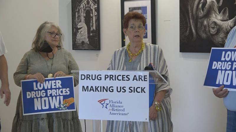The Florida Alliance for Retired Americans celebrated the 56th birthday of Medicare and...