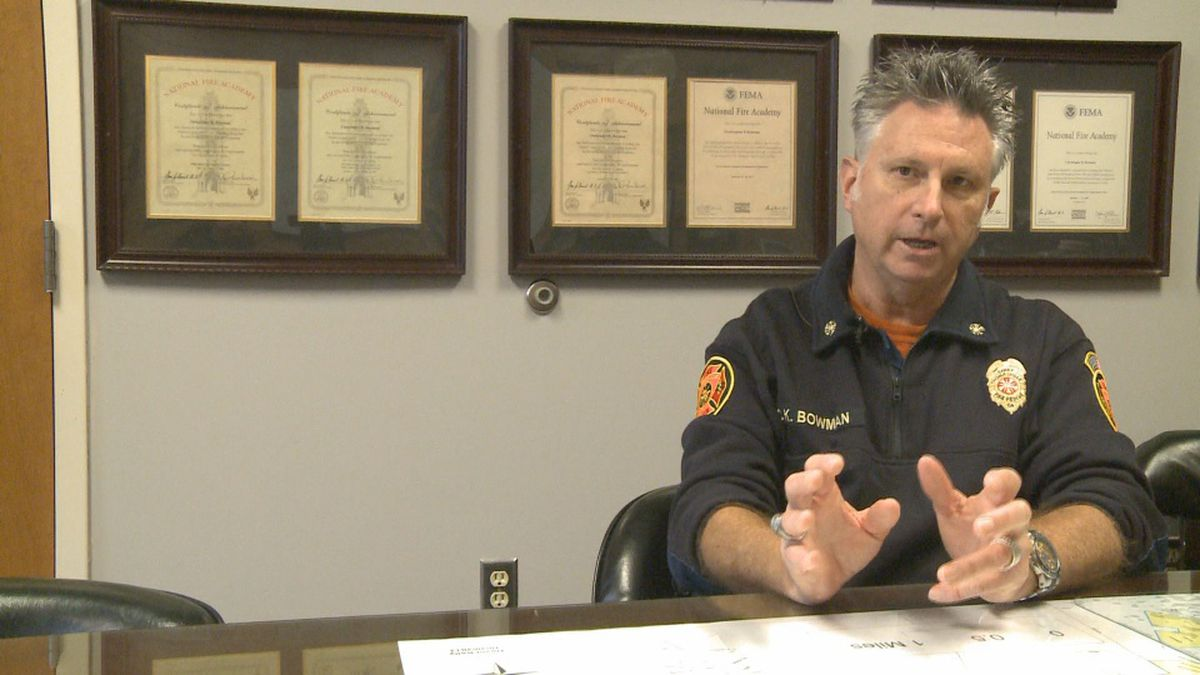 The City of Thomasville says Fire Chief Chris Bowman has decided to retire. Bowman served as chief for six years, and the city says he made a lasting impact during that time.