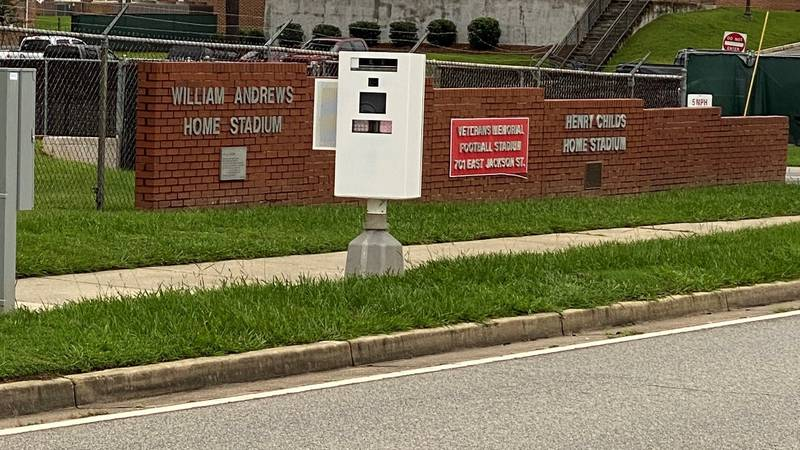 The Thomasville Police Department is reminding residents of automated speed enforcement zones...