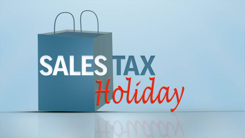 Florida will have three weeks of sales tax free merchandise that includes hurricane and back to...