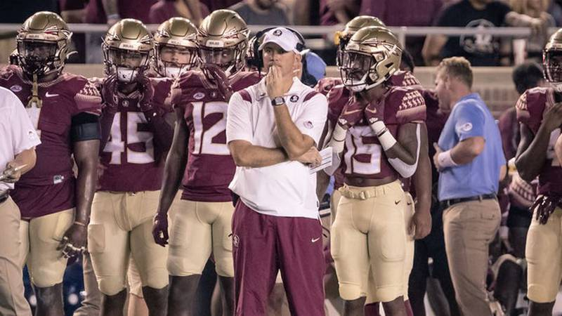 FSU fell to Jacksonville State Saturday on a 59-yard touchdown as time expired