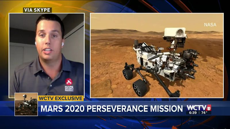 GMS live interview with NASA mechatronics engineer Zach Ousnamer