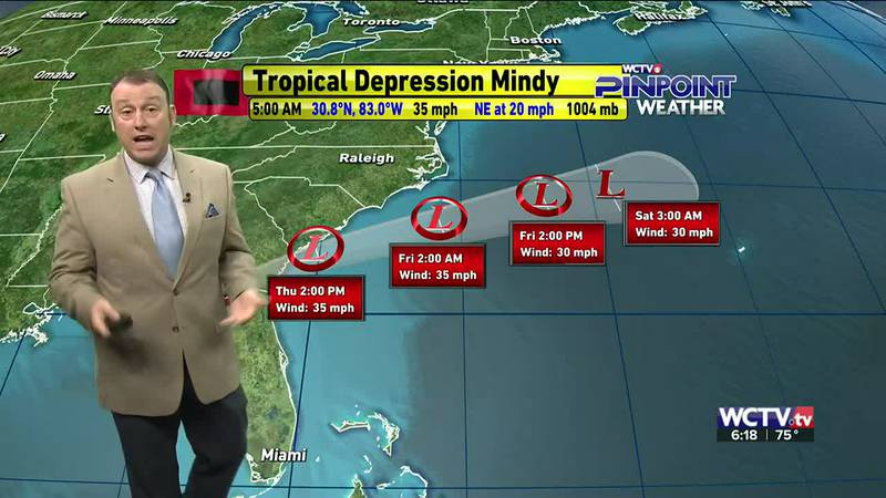 Meteorologist Rob Nucatola gives you the forecast for today's weather