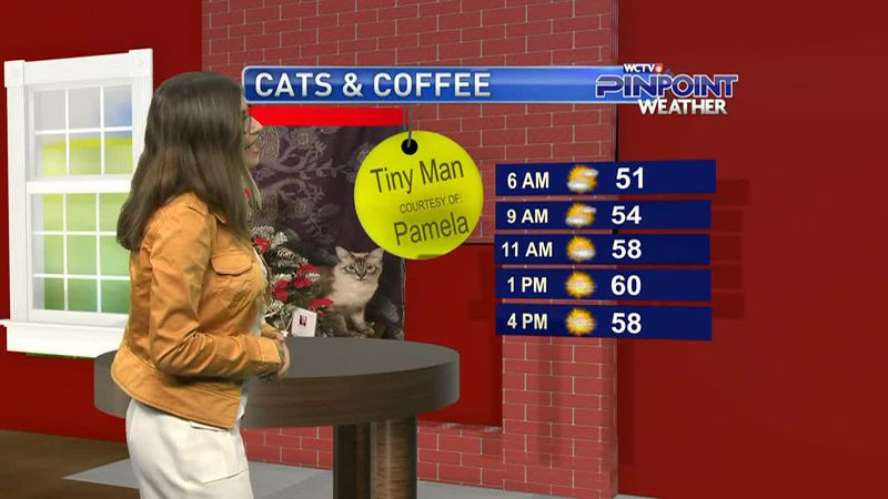 Meteorologist Hannah Messier has your Sunday evening forecast.