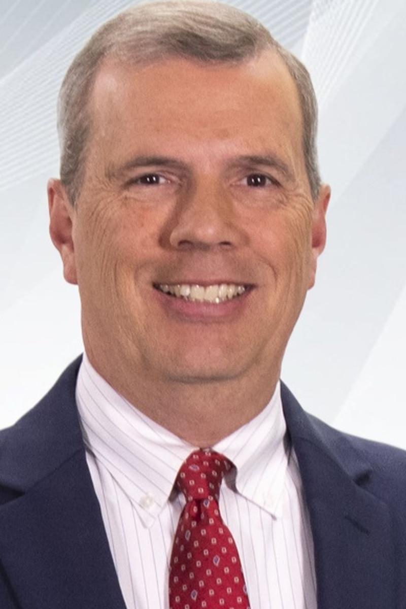 Headshot of Mike McCall, Chief Meteorologist