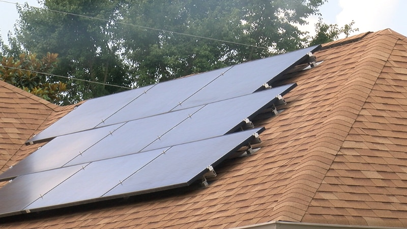 Google's Project Sunroof estimates 92 percent of Florida homes are capable of using solar power.