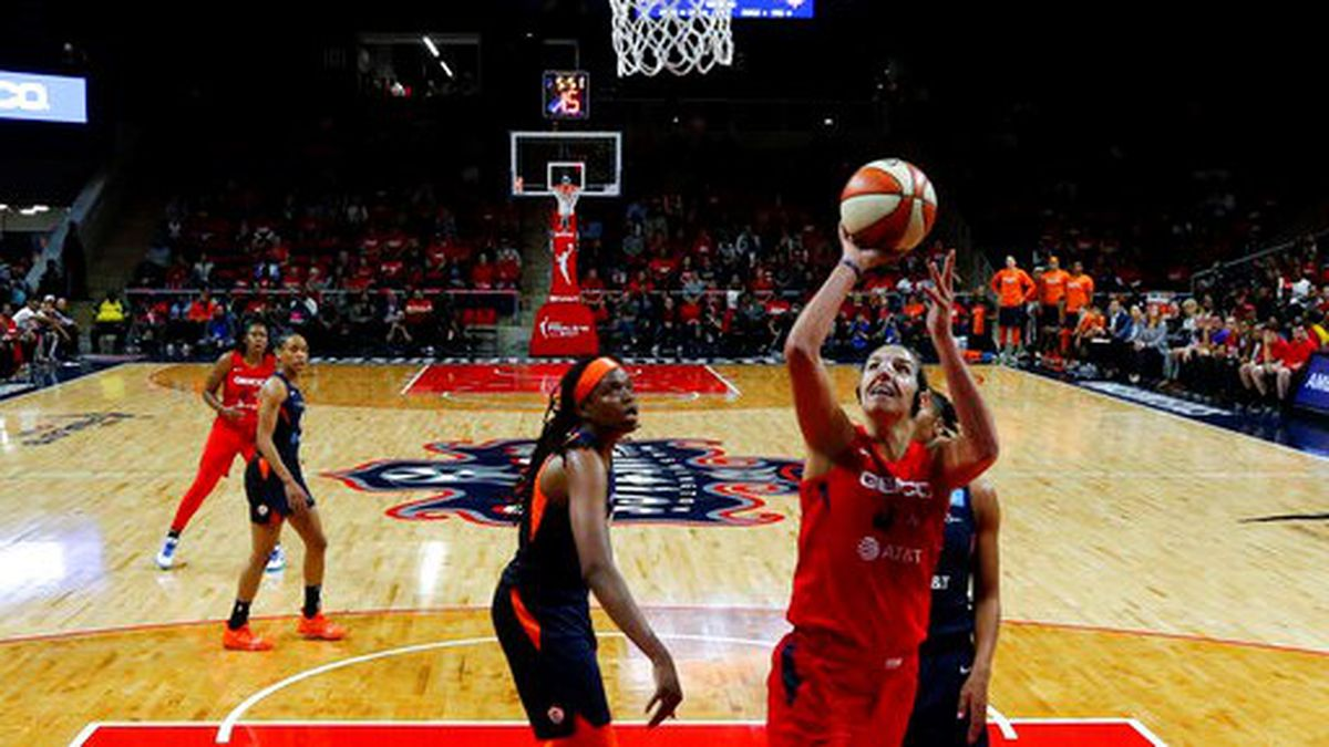 WNBA announces plans for 22-game regular season starting in July