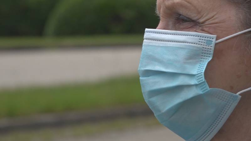 Diane Freeman is immunocompromised, meaning the vaccine is not likely keeping her protected...