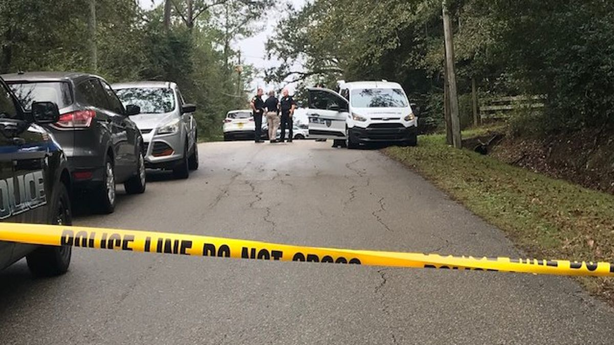 The Tallahassee Police Department says it is investigating a death on Pecan Road.