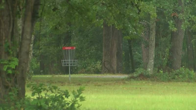 The disc golf park located at Tom Brown Park has been named the best of its kind in the state...