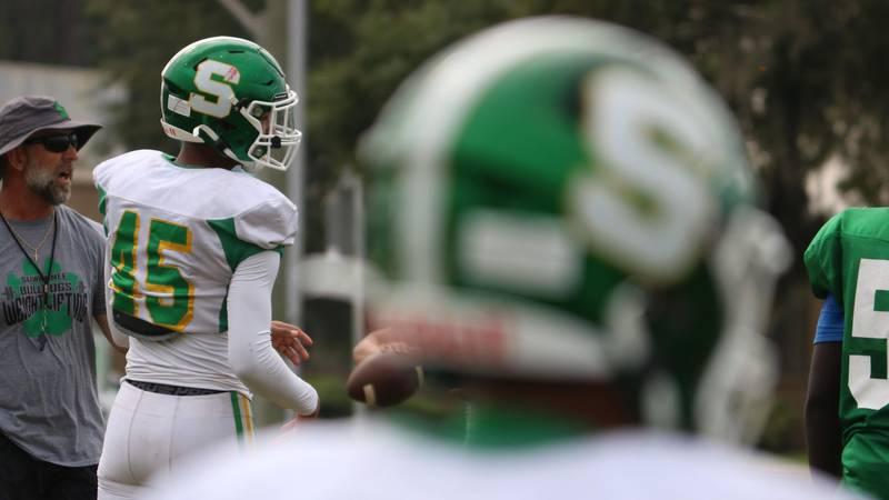 Suwannee High School Bulldogs football
