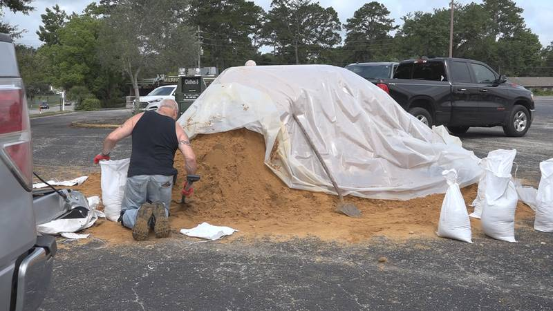 Tallahassee and Leon County residents are not taking chances ahead of Tropical Storm Elsa,...