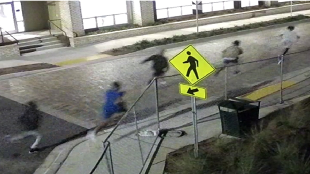 The Tallahassee Police Department released a photo of five persons of interest in connection to a Sunday shooting on Stearns Street.