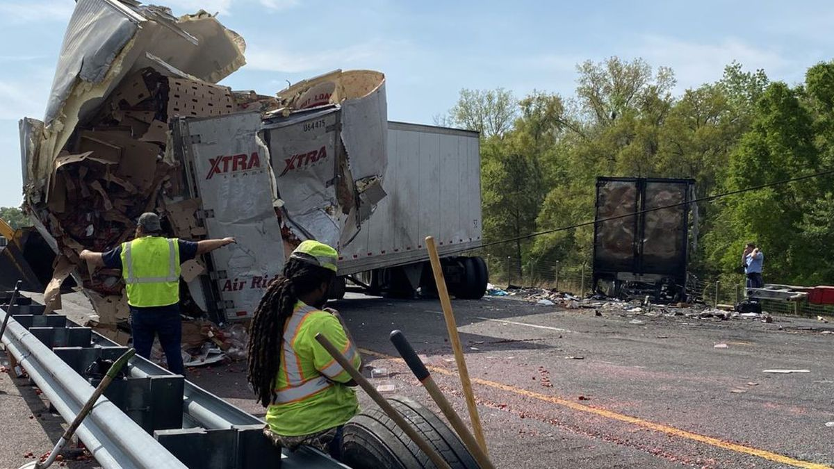 The Georgia Department of Transportation says a triple fatal crash happened on I-75 South in...