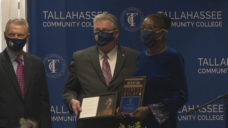 Monday morning, the Tallahassee Community College held its 21st annual luncheon to celebrate...