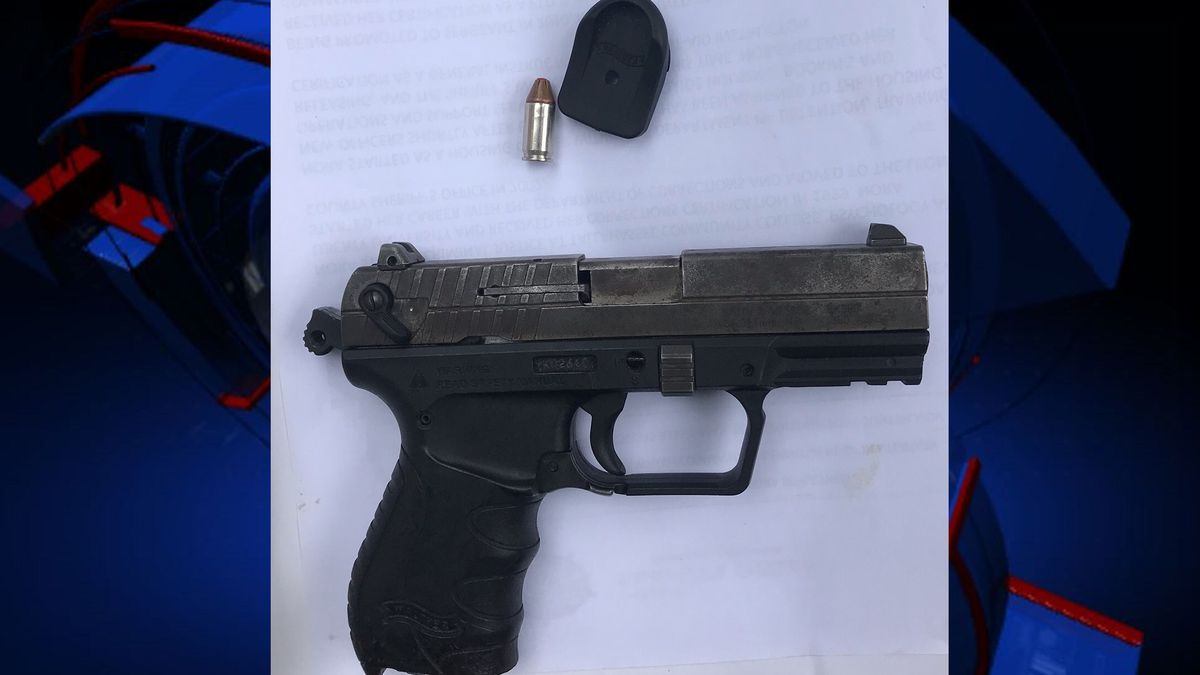 Deputies went to the student's home and found him nearby. After talking to him, he admitted he had the gun in his backpack.