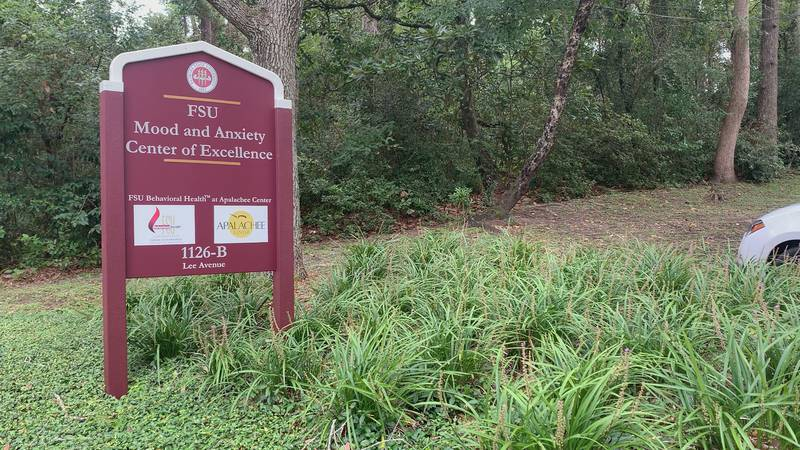The FSU Behavioral Health at Apalachee Center clinic is the first of its kind in the state and...