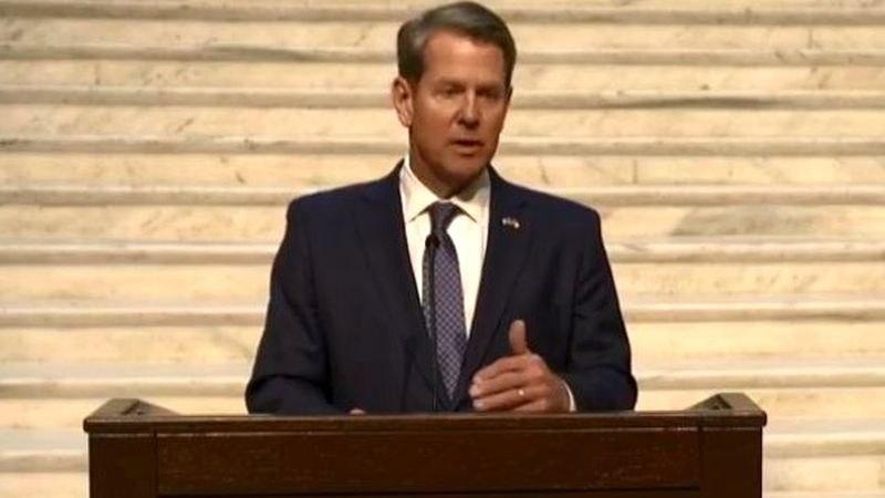 In Thursday's State of the State address, Georgia Governor Brian Kemp announced a plan to give...