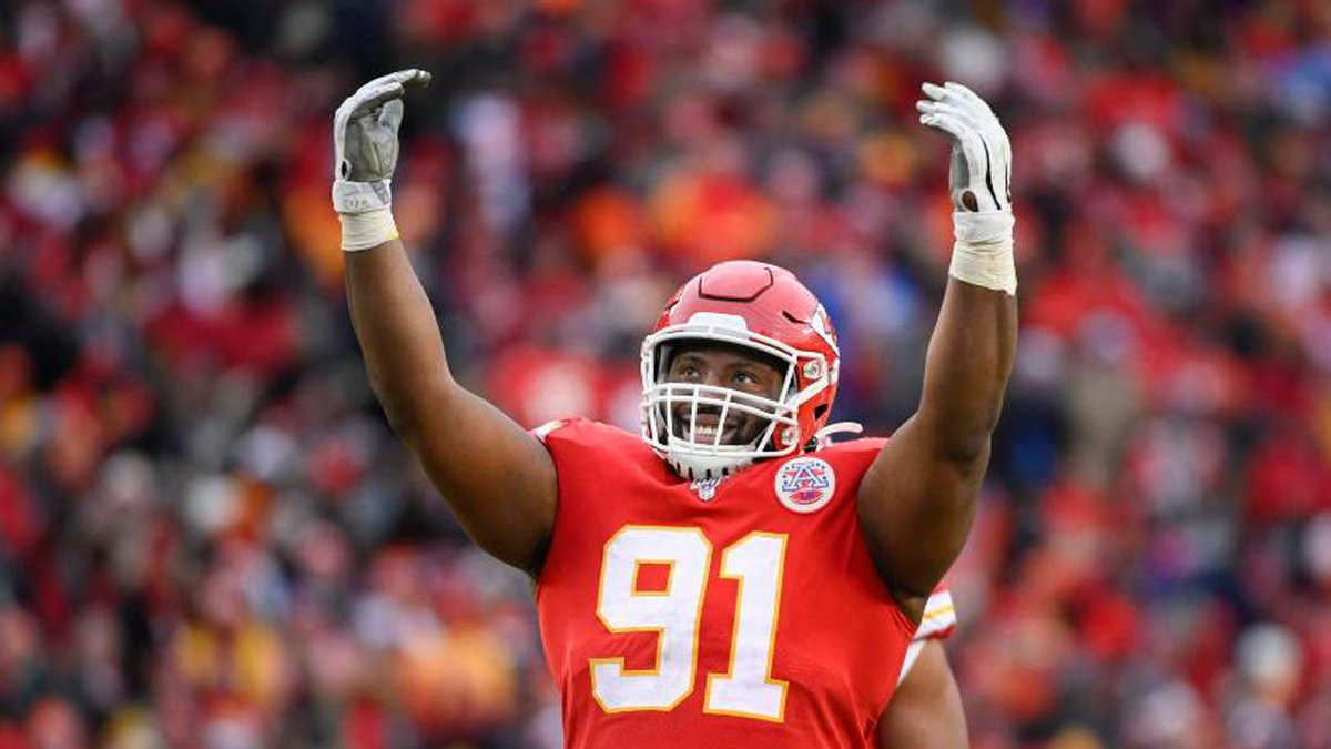 Defensive tackle Derrick Nnadi has decided to pay for all of the adoptions for dogs who became...