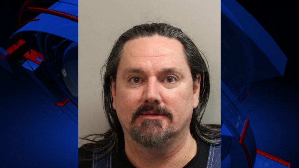 John McLeod, 55, was arrested for firing a gun after an argument at a gas station on Apalachee Parkway. (Photo: LCSO)
