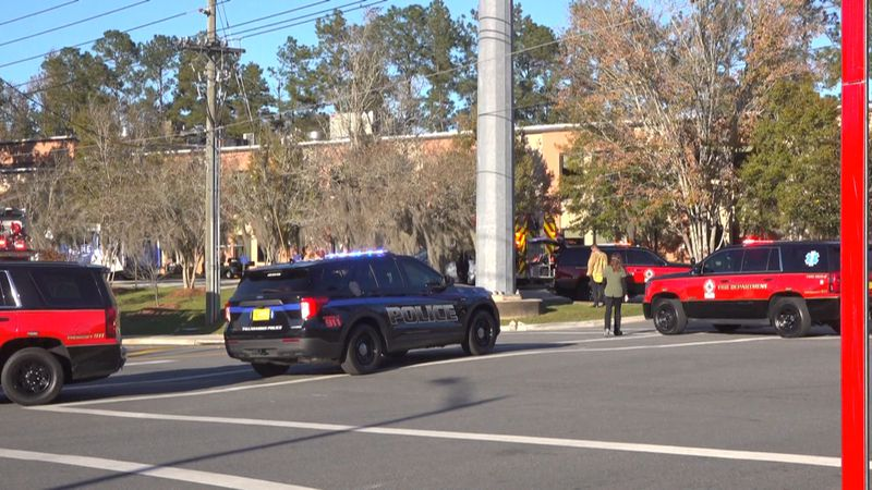 A small fire on Tuesday forced the evacuation of 45 patients from the Tallahassee Memorial...