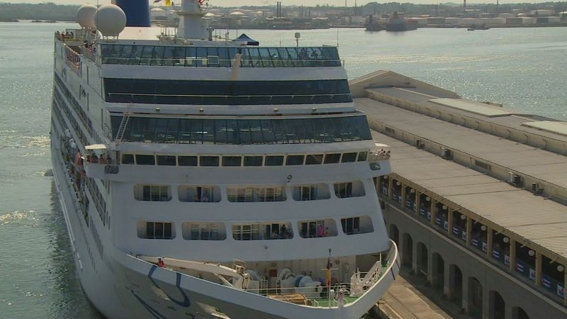 Celebrity Cruise Line will sail its first ship out of Fort Lauderdale at the end of June, and a...
