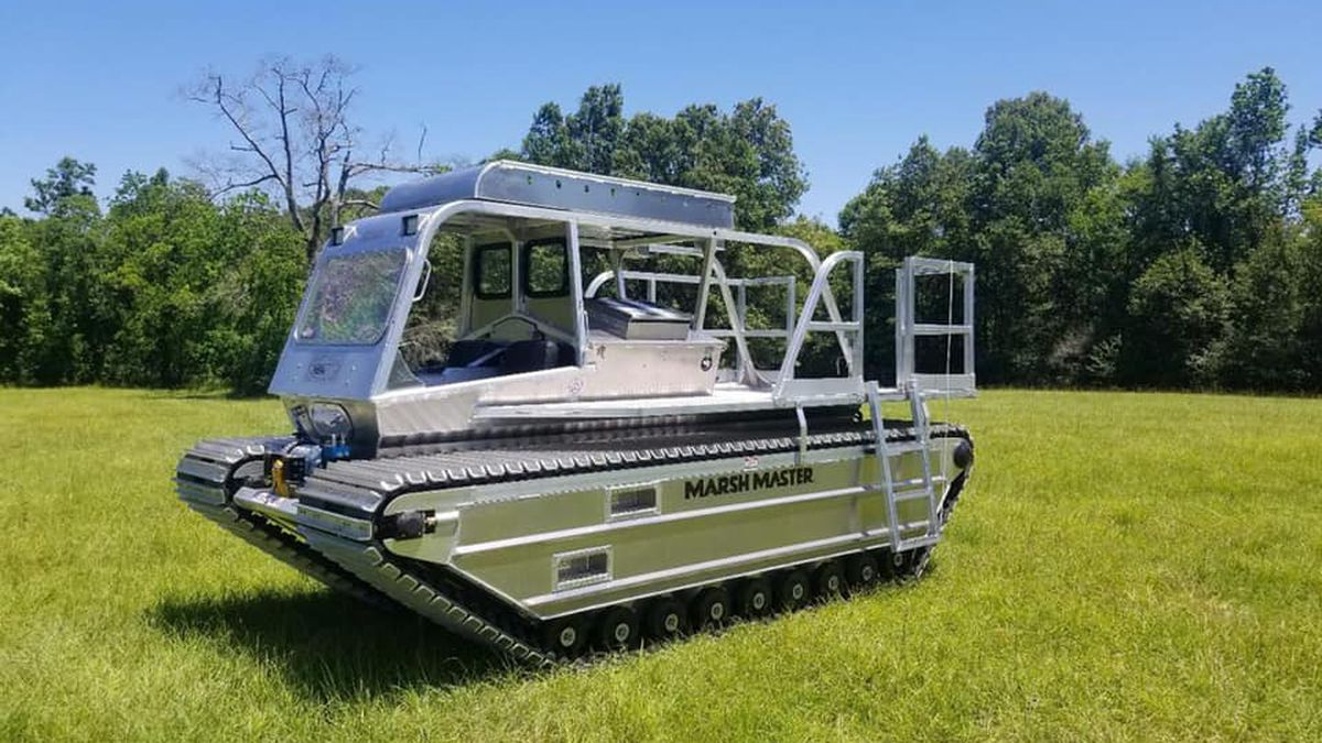 The Wakulla Sheriff's Office is asking the public for help to recover a stolen Marsh Master...