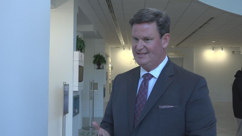 Tallahassee Mayor John Dailey says he wants to tackle issues such as racial injustice,...