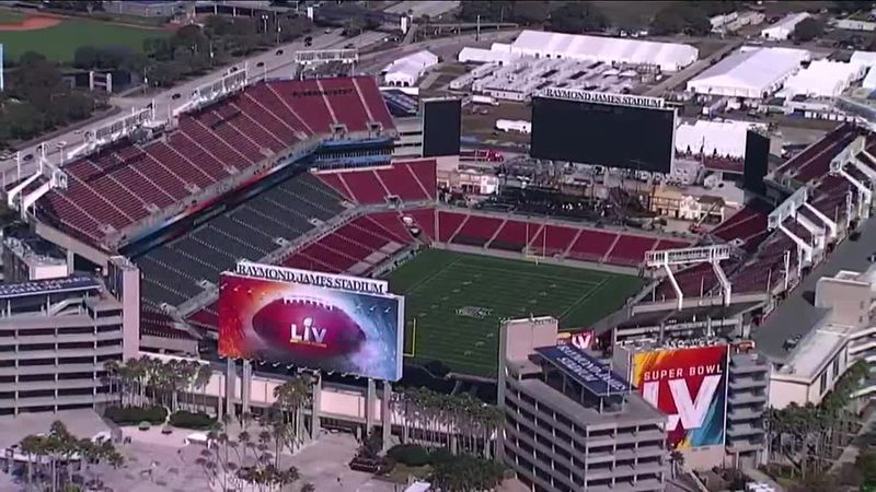 Super Bowl LV looks to be a historic for many reasons, but those just aren't limited to on the...