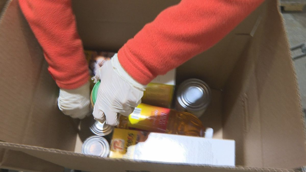 Second Harvest officials say they were notified by donors last week after they noticed what...