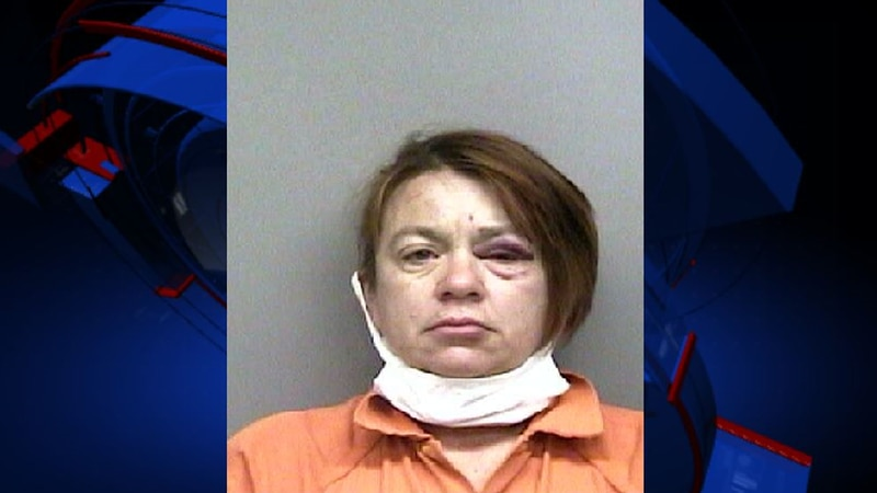 Authorities arrested 47-year-old Nikki Lynn Remedies Saturday morning, accusing her of stabbing...