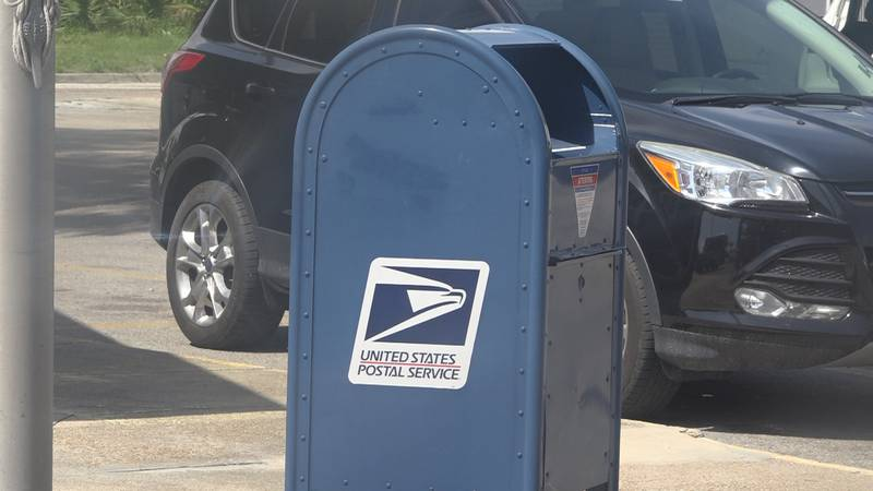 Some Franklin County residents say they are going weeks at a time without receiving their mail.