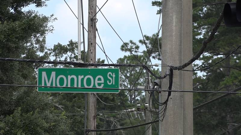 North Monroe Street