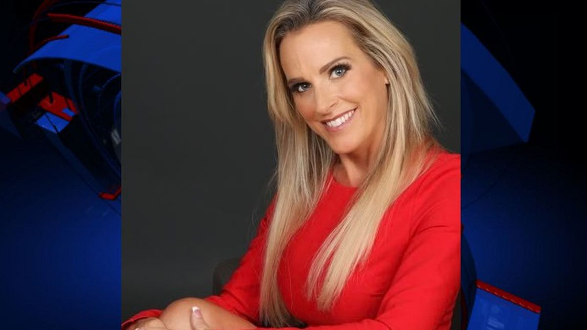 A federal judge said he wants to send a message by ordering former Mrs. Florida Karyn Turk to spend a month in prison for stealing her mother's Social Security checks. (Photo via @KarynTurk on Twitter)