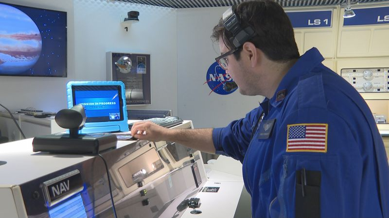Challenger Learning Center: Mission Europa